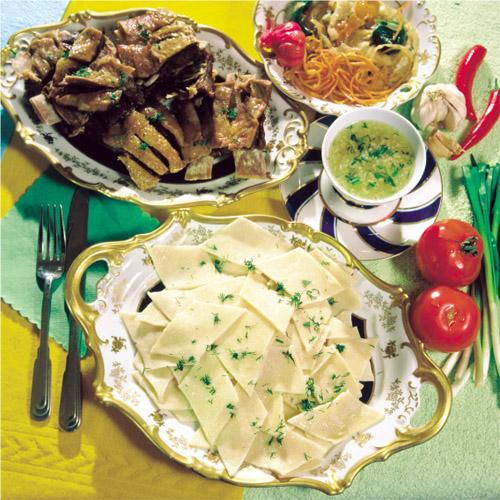 Чеченская кухня рецепты с фото первые блюда